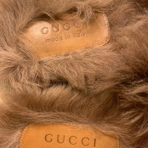 Gucci Shoes - Gucci Leather Slip On